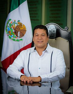 Dip. Fenando Levin Zelaya Espinoza.