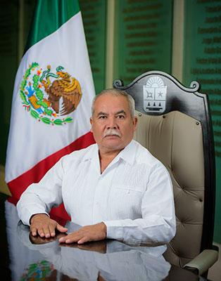 Dip. Juan Ortiz Vallejo