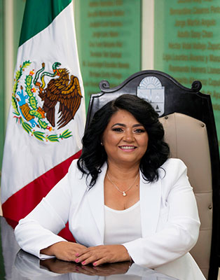 Dip. María Yamina Rosado Ibarra